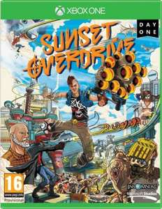 Sunset Overdrive Day One Edition (Xbox One) - £19.96 @ coolshop.co.uk
