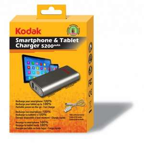 Kodak 5200 mah smartphone & tablet charger £16 @ ASDA living instore
