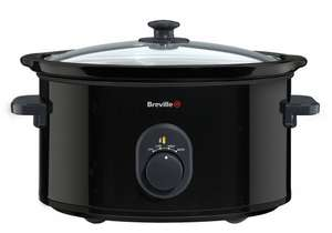 4.5L Breville slow cooker now £20 @ Asda Instore
