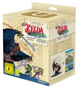 The Legend of Zelda: The Wind Waker HD Ganondorf Limited Edition - £44.99 @ GAME
