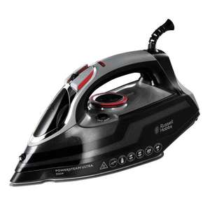 Russell Hobbs 20630 Powersteam Ultra Iron, 3100 W - Black £30 @ Amazon