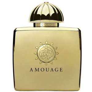 Mankind AMOUAGE GOLD WOMAN 50M £71.89 save 61% Grab a Bargain!!