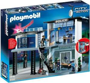 Playmobil City Action 5182 Police Station £28! Amazon UK