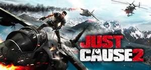 Just Cause Collection £2.59 @ Steam