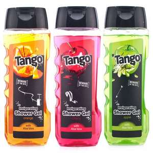 Tango (Orange/Apple/Cherry) Shower Gel £1 @ Asda