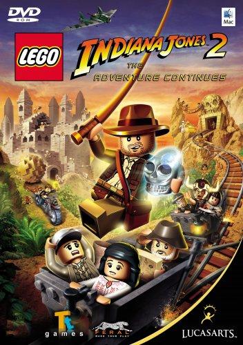(Mac) LEGO Indiana Jones 2: The Adventure Continues - £3.50 - Gamersgate