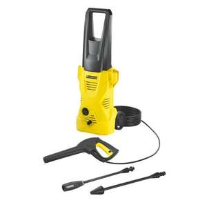 KARCHER K2 PRESSURE WASHER £49.99 @ Screwfix