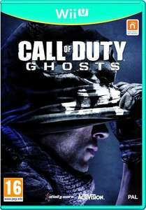 Call of Duty Ghosts (Wii U) New & Sealed £12.97 delivered @ ebay via The Game Monkey
