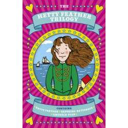 Jacqueline Wilson Hetty Feather 3 Book set £3.85 delivered at Tesco Direct