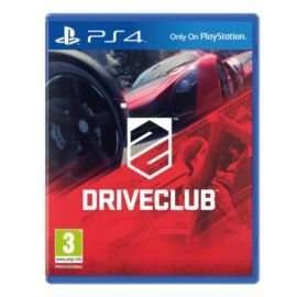 Driveclub PS4 £24 @ Tesco/Game