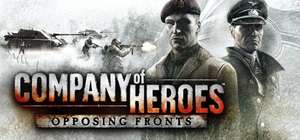 (Steam) Company of Heroes: Opposing Fronts - £1.99 - Games Planet