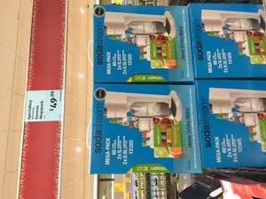 Soda Stream drinks maker mega pack £49.99 @ Aldi