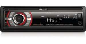 Philips CE139DR iPhone/USB/DAB Car Stereo  refurbished £22.50 @ Halfords