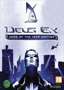 Deus Ex game of the year edition PC - £1.25 @ Game.co.uk