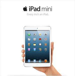 Ipad Mini 2 128GB £289 was £559 @ Currys