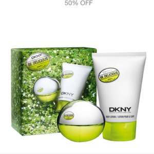 Dkny gift set at Escentual for £16.72