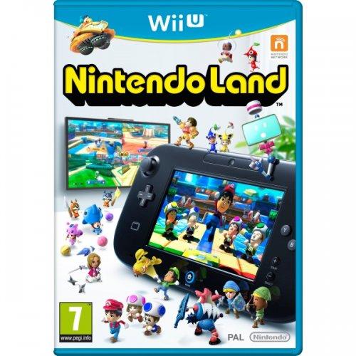 NintendoLand Wii U £4.85 @ Shopto