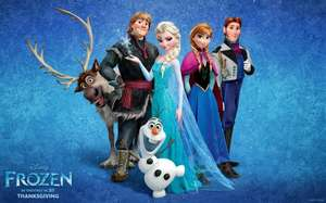 Frozen free to watch and stream on Flipps app