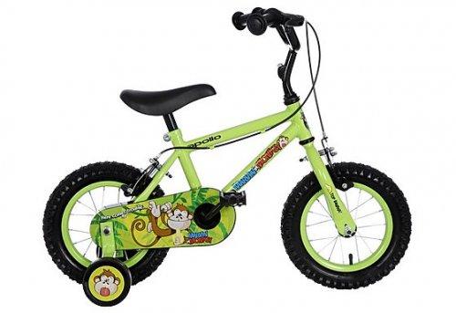 "Apollo Marvin the Monkey Boys Bike - 12"" £40.49 @ Halfords"