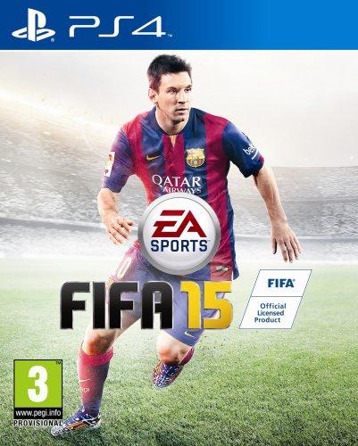 *USED* FIFA 15 PS4 £25.60  @ Amazon Warehouse