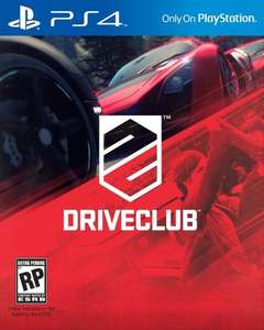 Driveclub PS4 £24/£25 @ Tesco Direct/Game