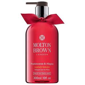 Molton Brown Frankincense & Allspice Hand Wash, 300ml £11.20 was £16 @ John Lewis