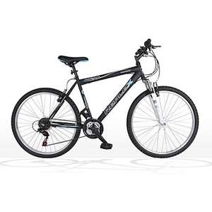 "Mens & Ladies Budget 26"" Mountain Bikes both £44.50 delivered to store @ Asda Direct HALF PRICE"