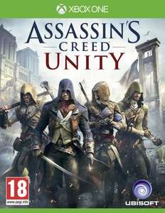Assassins creed unity £22.00 price matched @amazon