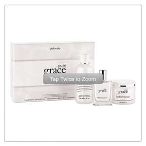 Philosophy pure grace gift set £17.50 @ John Lewis