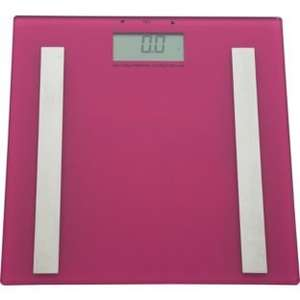 ColourMatch Glass Body Analyser Scales (Pink or Blue) £6.99 @ Argos