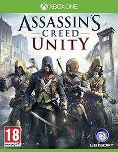 Xbox One Controller + Assassins Creed Unity £44.46 @ Amazon