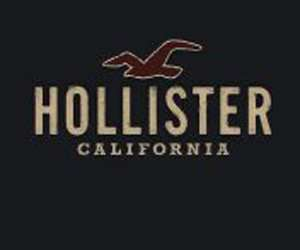 40% Off Regular Priced Items + Free Del @ Holister Online!