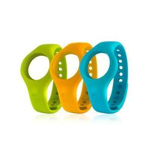 Fitbug Orb - Additional Colours Wrist Strap 3 Pk - reduced to £9.99 @ Sainsburys