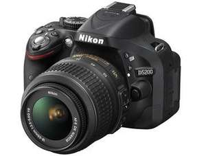 Nikon D5200 with 18-55mm VR Lens Kit £429.00 @ Ask Direct. £389 with £40 Cashback