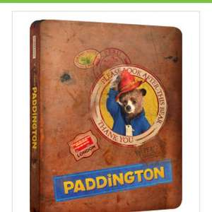Paddington Bear Pre Order Ltd Edition £20.99 @ Zavvi