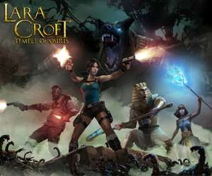 Lara Croft & The Temple Of Osiris (PS4) £8.60 @ US PSN (Season Pass included version is £12.48)