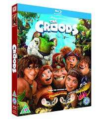 The Croods (Blu Ray & Uv copy) & Others £5 @ Tesco Direct