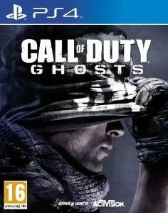 Call of Duty Ghosts PS4 - Coop