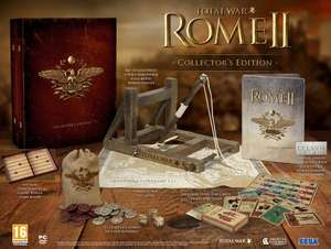 Total War: Rome II Collector's Edition PC - GAME £19.99
