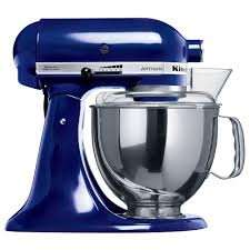 KitchenAid Artisan 4.8L Stand Mixer, Cobalt Blue now £299.99 at House of Fraser