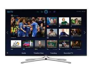 Samsung UE48H6200 48 inch Full HD Smart 3D LED TV with Freeview HD Tuner £509 from Hughes