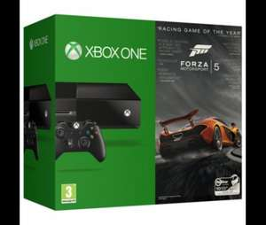 Xbox One Forza 5 Console Bundle -  was £329.00 Save £40.00  now £289.00 @ Tesco