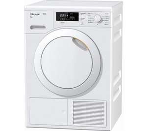 MIELE TKB340 WP Heat Pump Condenser Tumble Dryer Currys £750 ( £575 after cash back )