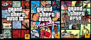 Grand Theft Auto (trilogy) app bundle for IOS £2.51 on iTunes