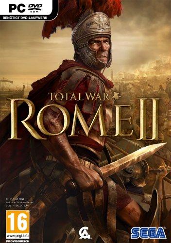 Total War Rome II PC DVD (Steam) £7.00 @ Tesco Direct + possible Quidco