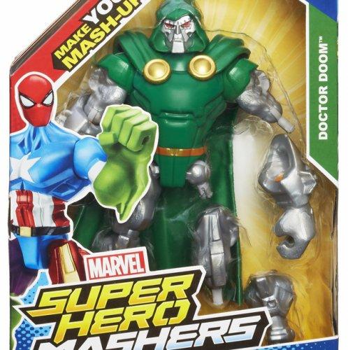Marvel Mashers £7.50 (single box figure) Sainsburys