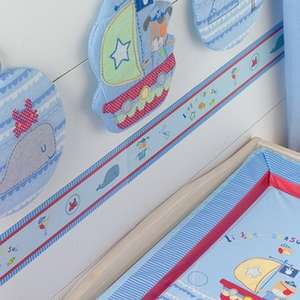 Little Treasure Wallpaper Border just 66p click & collect at Toys R Us