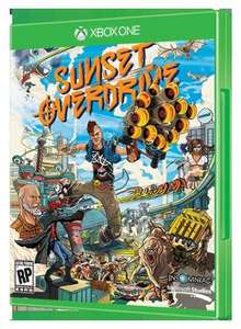 Sunset Overdrive -  Xbox One digital download 50% off just £22.50 (Boxing Day deal @ Xbox. com)