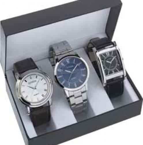 Constant Mens Set Of 3 Watches £19.99 @ Argos