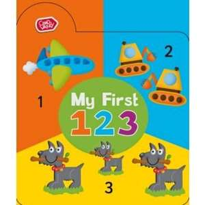 Chad Valley My 123 Board Book - Only 99p R&C @ Argos